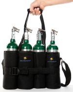 Apria M6 TankTote - Oxygen Cylinder Carrier